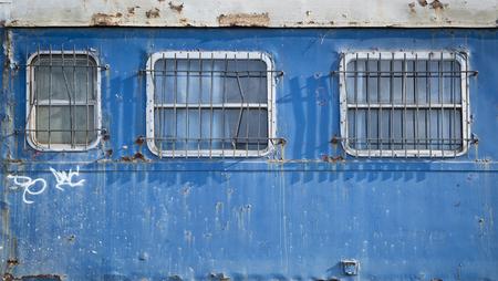 Train Windows Stockfoto - 117078718