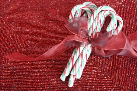 A Bunch Of Candy Canes Stock Photo Picture And Royalty Free Image