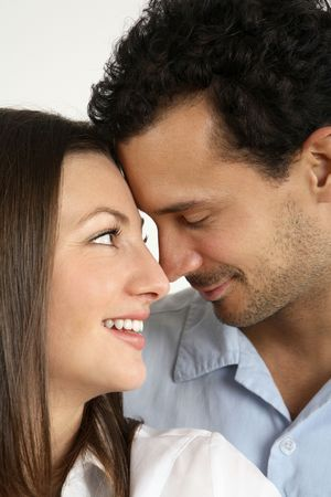 Man and woman embracing Stock Photo - 2966240