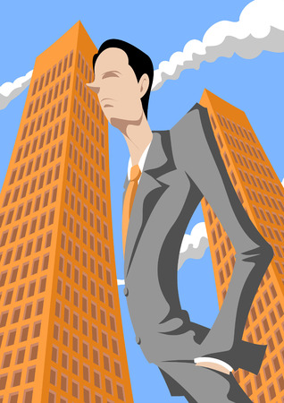 Corporate animation Vector