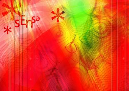 Digital art Banco de Imagens - 4511678