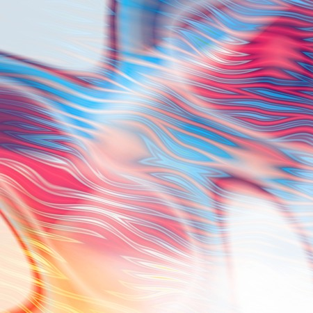 intense: Colourful lines Stock Photo