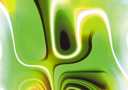 torrent: Digital art Stock Photo