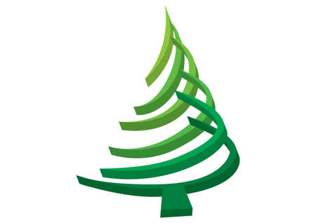 This Logo Design Illustrates A Pine Tree.It Is Best Suited ... | {Pino logo 30}