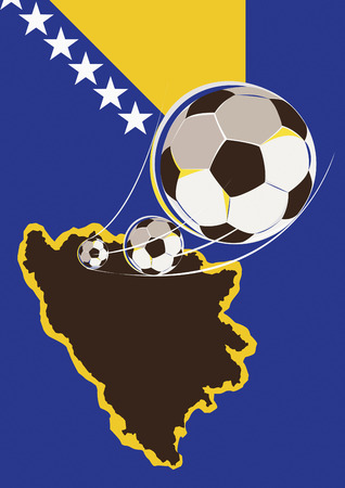 herzegovina: Geography of Bosnia and Herzegovina soccer team