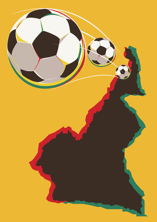cameroon: Geography of Cameroon soccer team