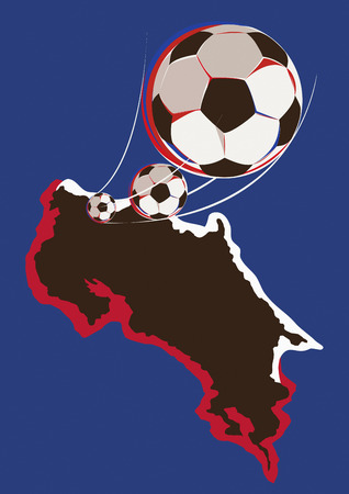 Geography of Costa Rica soccer team