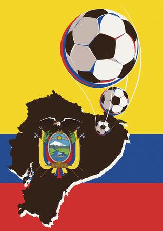 Geography of Ecuador soccer team