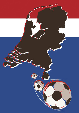 the netherlands: Geography of Netherlands soccer team