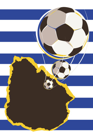 Geography of Uruguay soccer team