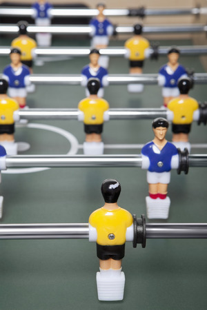 figurines: Foosball figurines