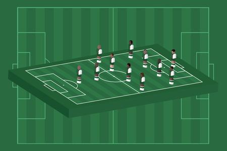 Algeria team formation