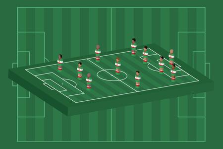 Iran team formation