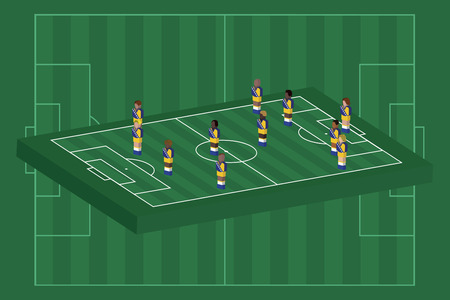 Bosnia and Herzegovina team formation