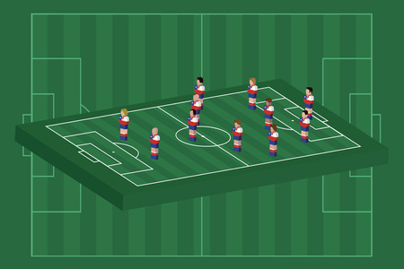 Chile team formation