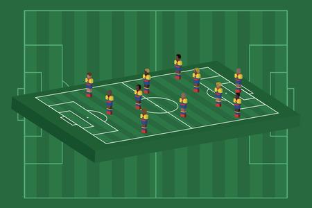 Ecuador team formation