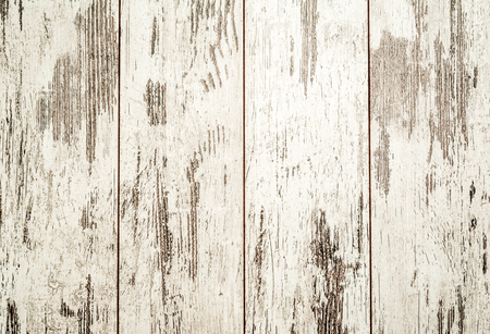 Old wooden board with cracks texture, background