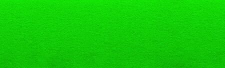 Good quality porous green color cardboard paper texture close-up.