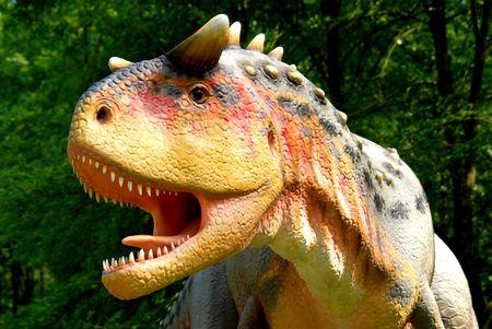 Carnotaurus sastrei, Carnotaur, dinosaurs series, jurassic park, education, concept