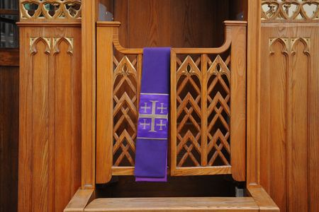 priesthood: Confessional