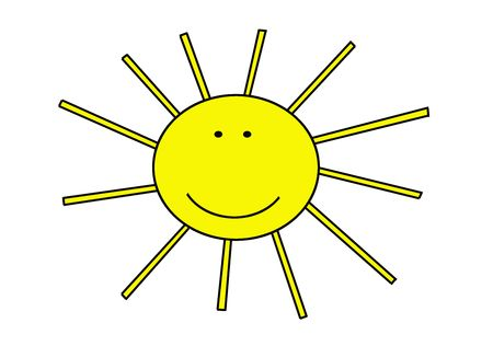 Funny Sun photo