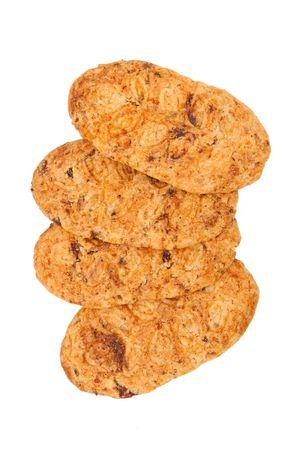 roughage: Cookies Stock Photo