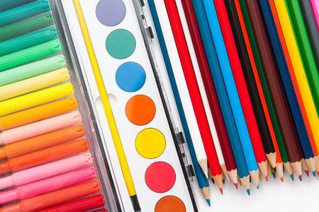 nursery education: Suministros escolares