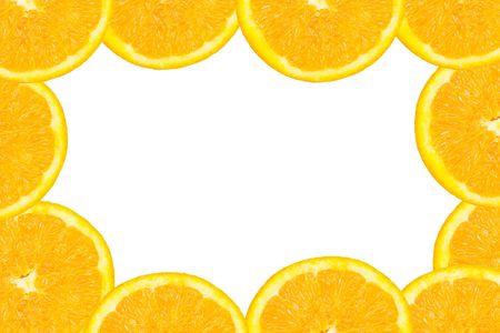 decorative item: Oranges Stock Photo