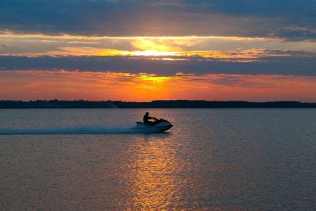 Motorboat photo