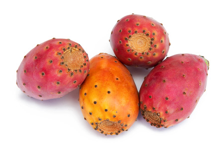 prickly pear: Cactus fruits