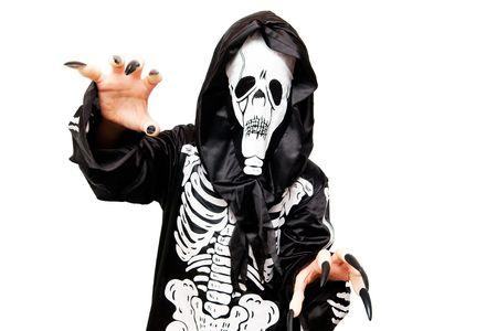 Grim reaper photo