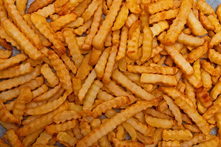French fries Stock Photo - 8924091