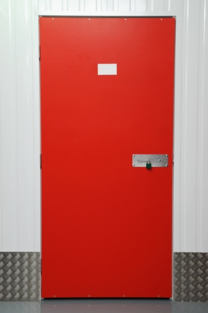 stockroom: Door