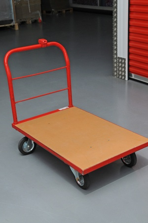 stockroom: Transport cart