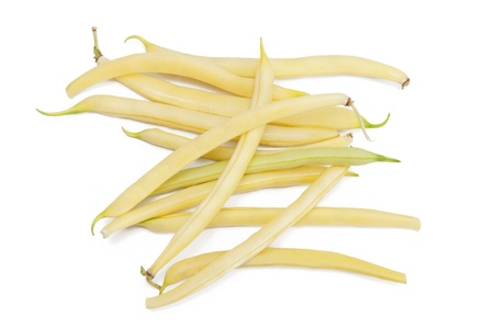 String beans Stock Photo - 10066835
