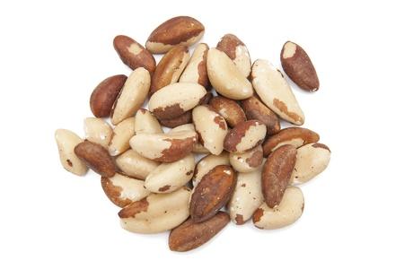 Brazil walnuts photo