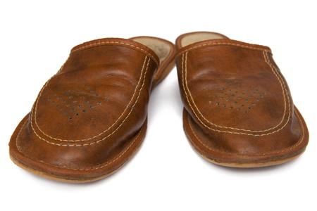 slipper: Slippers Stock Photo