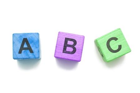 nursery education: Educational blocks