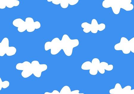wall cloud: Cute sky