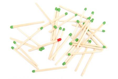 Matches Stock Photo - 10423193