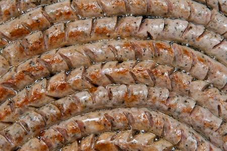Sausages photo
