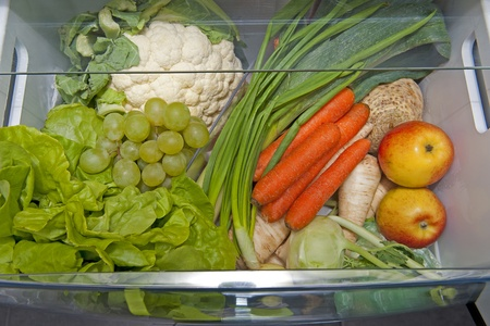 cold storage: Healthy eating