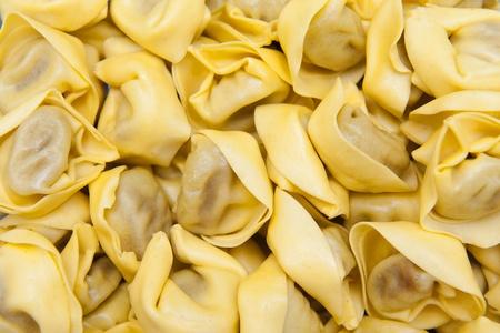 alimentation: Tortellini Stock Photo