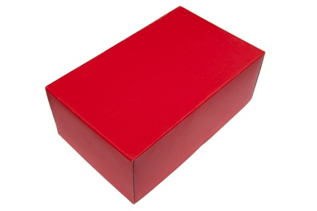 receptacle: Red box