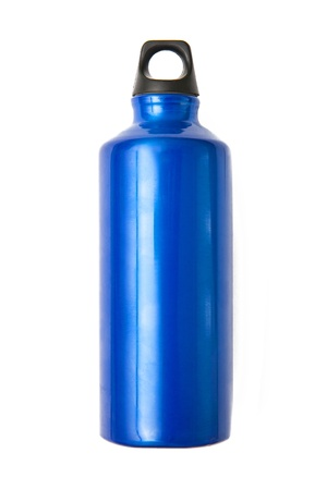 desiccation: Water bottle
