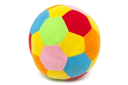 toys pattern: Colorful ball Stock Photo