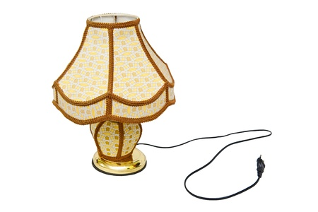 lampshade: Lamp