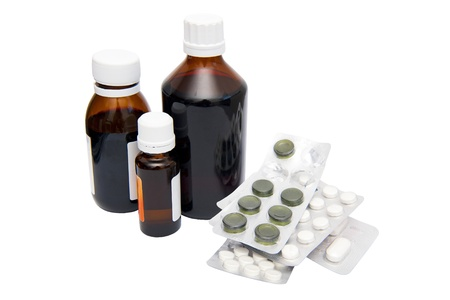 Medicines Stock Photo - 12499730