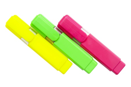 garish: Highlighters