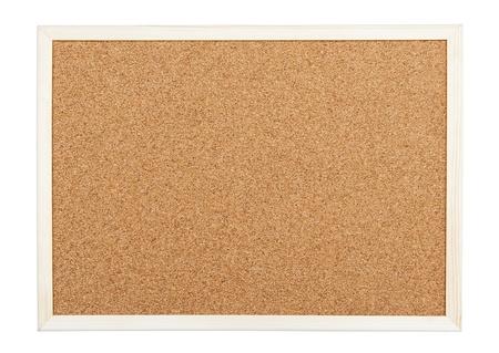 bulletin board: Corkboard
